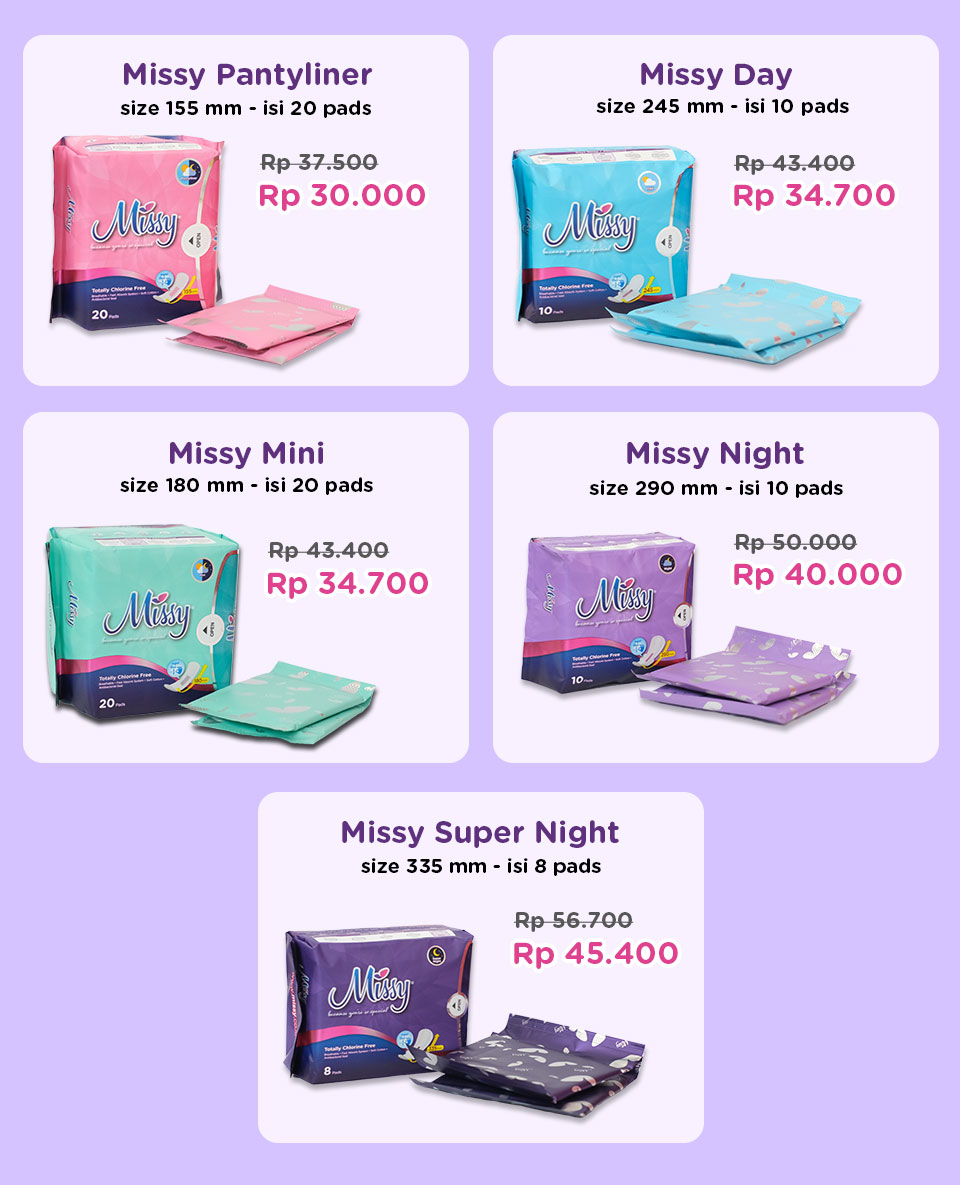 Missy Products